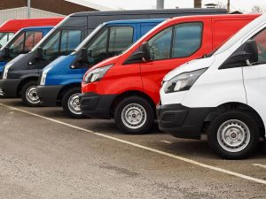 Get Commercial Vans to Meet your Needs with Gold Bell Group