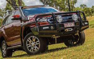The Main Reasons to Fix a Bullbar to Your Four-Wheel Drive